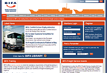 British International Freight Association
