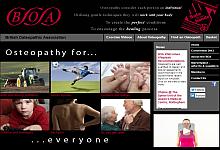 British Osteopath Association