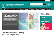 British Association of Occupational Therapists