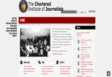 The Chartered Institute of Journalists