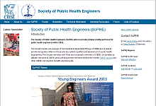 Society of Public Health Engineers