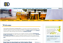 Institute of Brewing & Distilling