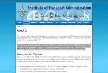 Institute of Transport Administration