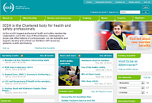 Institution of Occupational Health and Safety